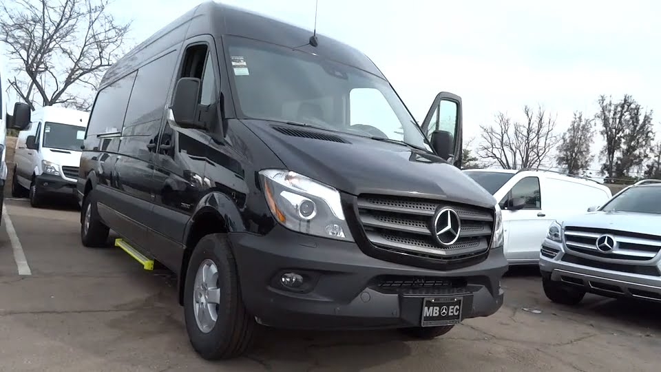 2016 mercedes benz sprinter passenger vans el cajon ca for Mercedes benz sprinter passenger