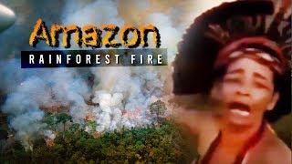 ANG SUNOG NA SISIRA SA BUONG MUNDO! (Amazon rainforest fire)