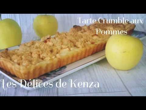 Tarte Crumble Aux Pommes Recette Pour Vos Gouters Recette Rapide
