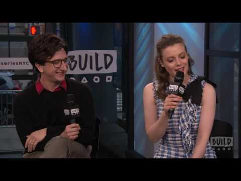 Paul Rust And Gillian Jacobs Discuss Their Netflix ,