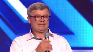 Атанас Ловчинов - The X Factor Bulgaria (09.09.2014)