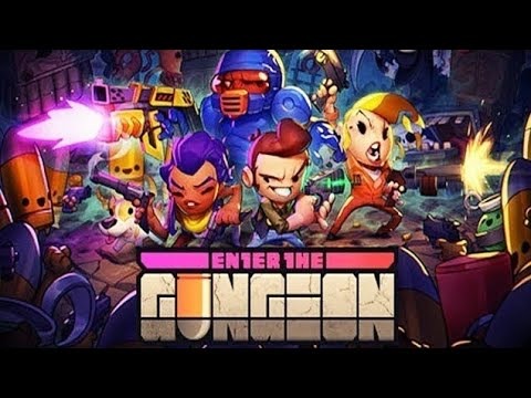 Enter the Gungeon: The Dark Souls of Guns - EPISODE 12 - Friends Without Benefits