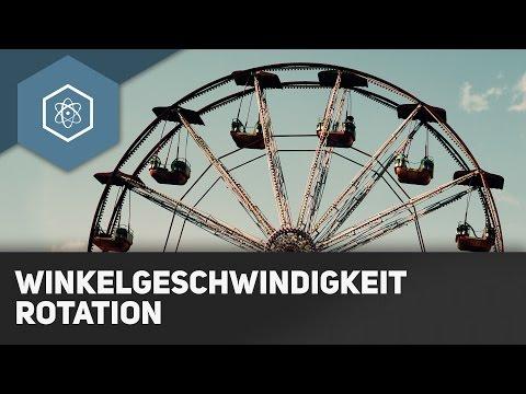 Die Winkelgeschwindigkeit - Rotation ● Gehe auf SIMPLECLUB.DE/GO & werde #EinserSchüler