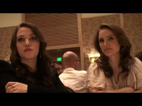 Marvel's THOR interviews - Natalie Portman & Kat Dennings at San Diego Comic-Con 2010
