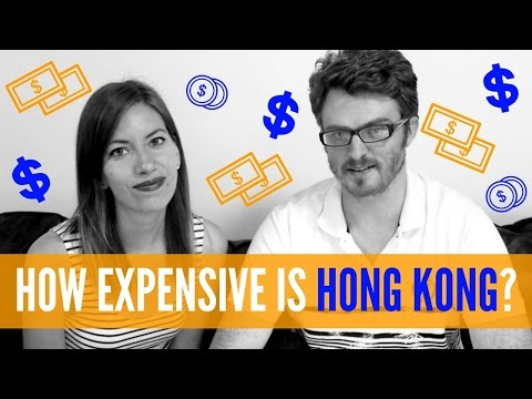 Hong Kong Travel Tips | How Expensive Is Hong Kong?