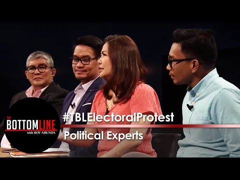 The political experts discuss possible impact of Robredo's decision | The Bottomline