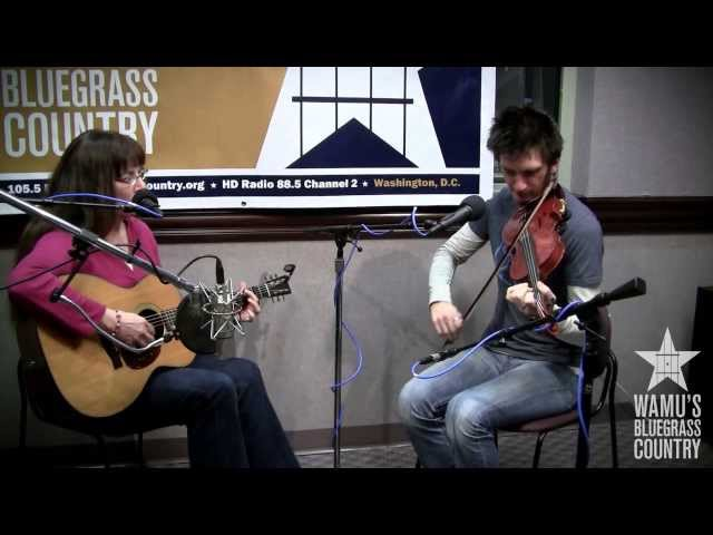 Adam Hurt & Beth Williams Hartness - John Henry [Live at WAMU's Bluegrass Country]