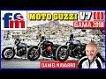 Moto Guzzi V7 Iii | Review De La Gama 2018