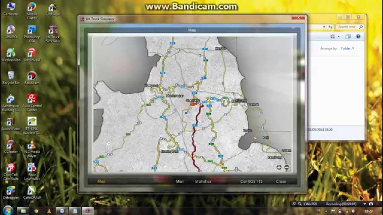 ukts penggabungan map pantura youtube