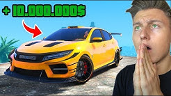 Das NEUE 10.000.000$ *TUNING AUTO* in GTA 5!