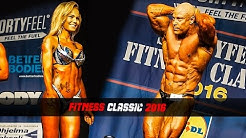Fitness Classic 2016 - Kisakooste - Penkkipunnerrus.fi