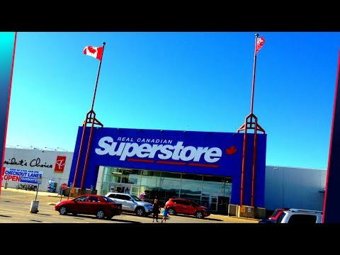 Stores of Winnipeg | 3 | The Real Canadian Superstore is my favorite store