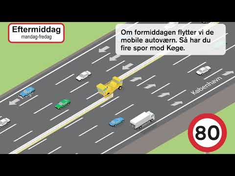 Denmark Work Zone 2017 (Danish Titles)