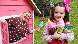 Öykü's Ice Cream-fun kid video