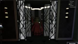 (HHN3) Universal Studios Roblox - American Horror Story - Maze WALK - THROUGH