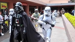 Star Wars Day 2019 at Disney's Hollywood Studios - NEW Treats / Meeting Kylo Ren / Star Tours & MORE