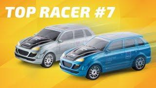 2 гоночные машины Top Racer№4