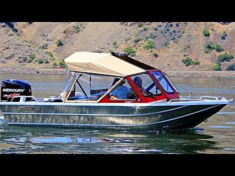 New 2017 Thunder Jet V-186 Eco Boat For Sale near Idaho Falls & Twin Falls, ID & SLC, UT
