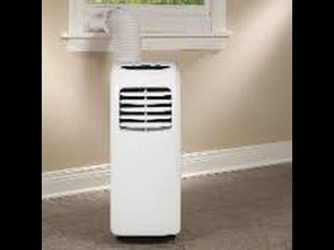 Portable Air Conditioner Nightmare Repair