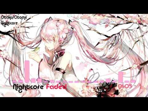 Nightcore Faded (Instrumental Version)