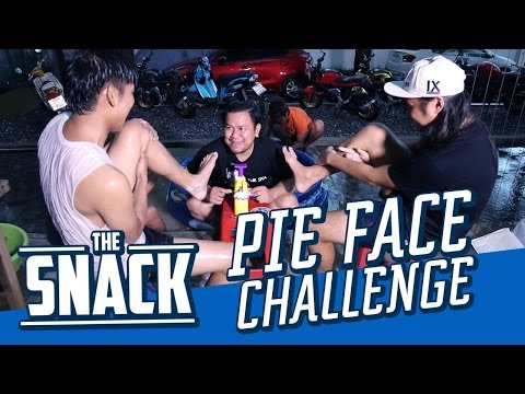 Thumbnail: The Snack ตอน pie face Challenge [Slime Buff]