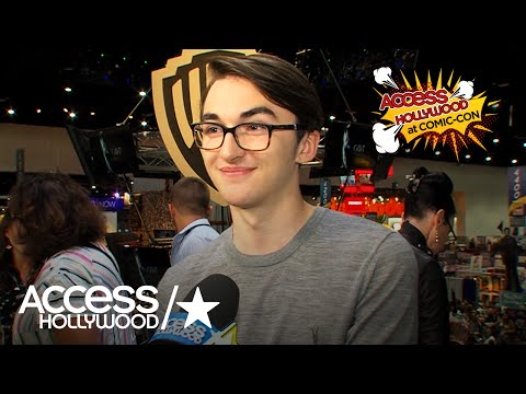 'Game Of Thrones' At Comic-Con: Isaac Hempstead Wright On Their Surprise Hall H Moderator