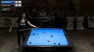 Jeanette Lee v April Larson Ho-Chunk Classic 2018
