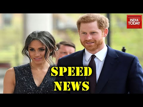 Speed News| Harry & Megan Expecting 2nd Baby; Protest In Tokyo Over Myanmar Coup; & More