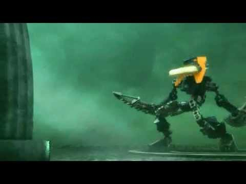 Narrated Bionicle History 2001-2008