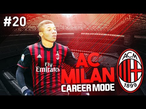 MY BEST GOAL IN FIFA 17?! AC MILAN CAREER MODE #20 (FIFA 17)