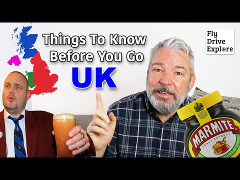 Visiting The UK – 30 ESSENTIAL Things To Know Before You Go