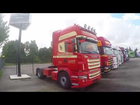 ищу евро3 Scania в Голландии / Searching For Scania Eur3