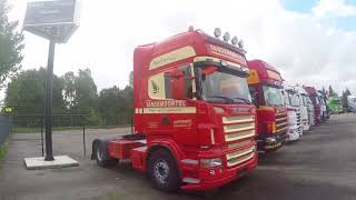 ищу евро3 Scania в Голландии / searching for Scania eur3