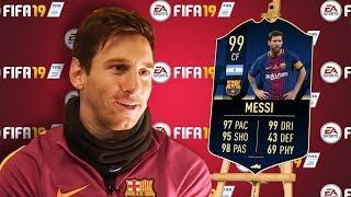 Messi vs Ronaldo FIFA Rating.. PROOF Who
