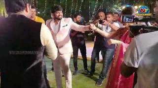 Archana Sangeet Ceremony | Actress Archana Marriage Video | NTV Entertainment