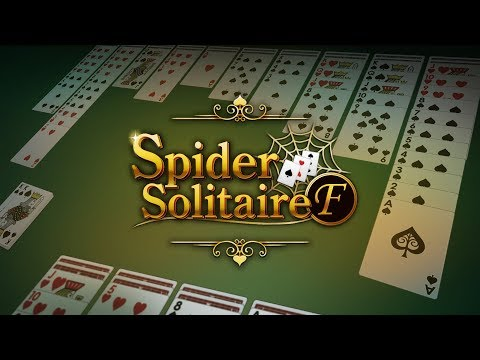 [Nintendo Switch] Spider Solitaire F Launch Trailer