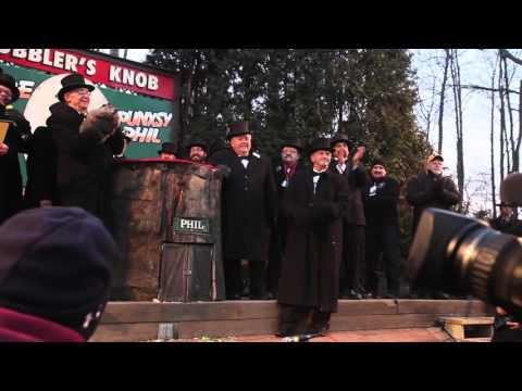 Groundhog Day 2016: Watch Punxsutawney Phil
