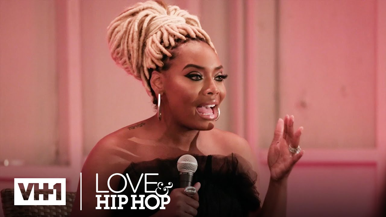 Yandy, Tamika Mallory & Mysonne Hold A #BlackLivesMatter Dinner | VH1 Family Reunion: Love & Hip Hop
