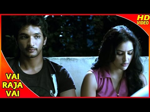 Vai Raja Vai Tamil Movie | Scenes | Gautham And Sathish Discuss About Vivek | Priya Anand | Gayathri