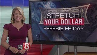 Freebie Friday! $1 flip flops, festivals and yoga