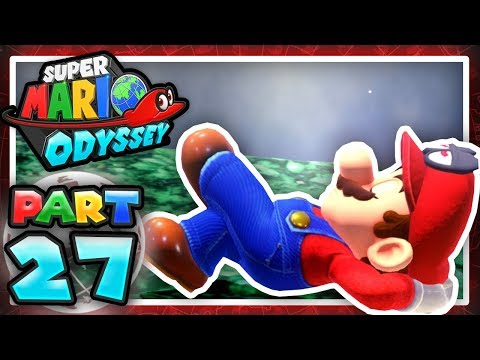 Super Mario Odyssey: Part 27 - Bowser The Tour Guide! (Let's Play)