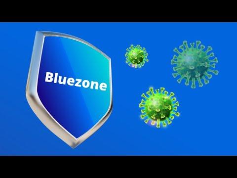 Hướng dẫn cài đặt Bluezone – khẩu trang điện tử|Cảnh báo người có nguy cơ lây nhiễm covid 19