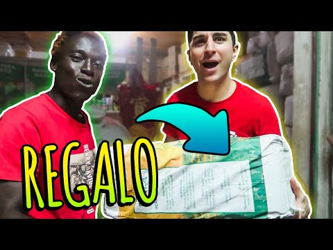 Kenya #2: REGALI al nostro amico BARAKA! Saschina in KENYA!