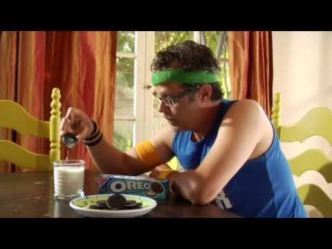 Garett Maggart Oreo commercial.mp4