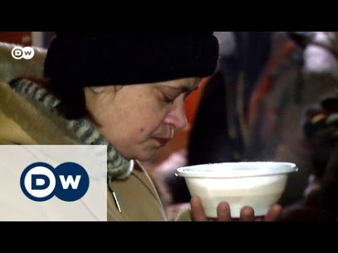 Obdachlos in Russland: Kampf dem Hunger! | DW Reporter