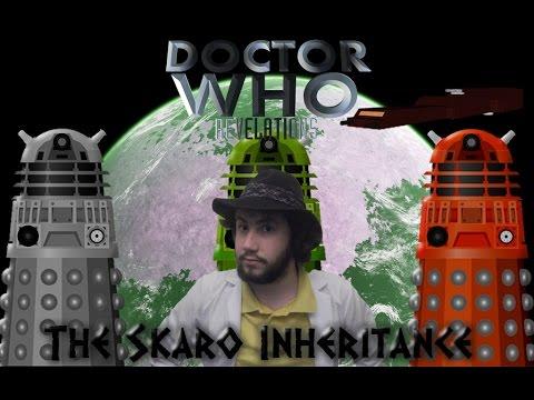 Doctor Who - Revelations | Series Four | Audio One: The Skaro Inheritance