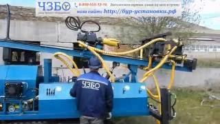Полный обзор буровой установки URB-MINI с насосом НБ-4