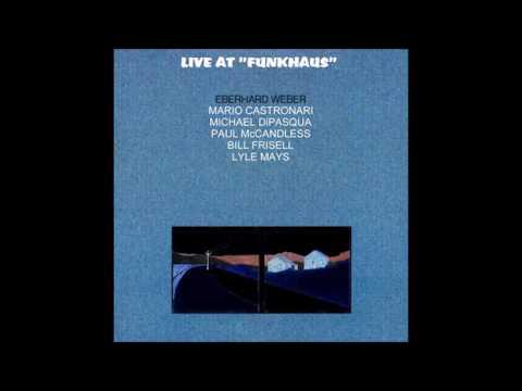 EBERHARD WEBER SEXTET: LIVE February 26 1982 (?)
