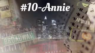 Top 10 Broadway Musicals
