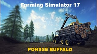 Video FS17 - Ponsse Buffalo Showcase   Loading & Unloading ᴴᴰ ⁶⁰ᶠᵖˢ download MP3, 3GP, MP4, WEBM, AVI, FLV November 2017